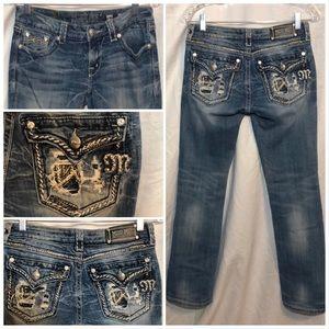 Miss Me jeans size 28 x 31